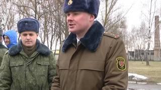 2017-03-01 г. Брест. Юбилей 48-ого отдельного батальона РЭБ в\ч 97061. Новости на Буг-ТВ.