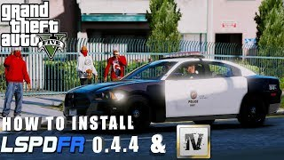 How to install LSPDFR 0.4.4 & Open IV Installation Tutorial For New Users GTA 5