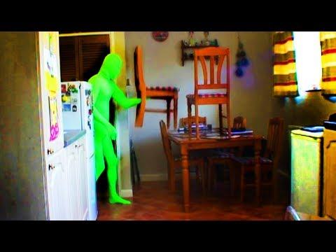 Faking Poltergeist Activity
