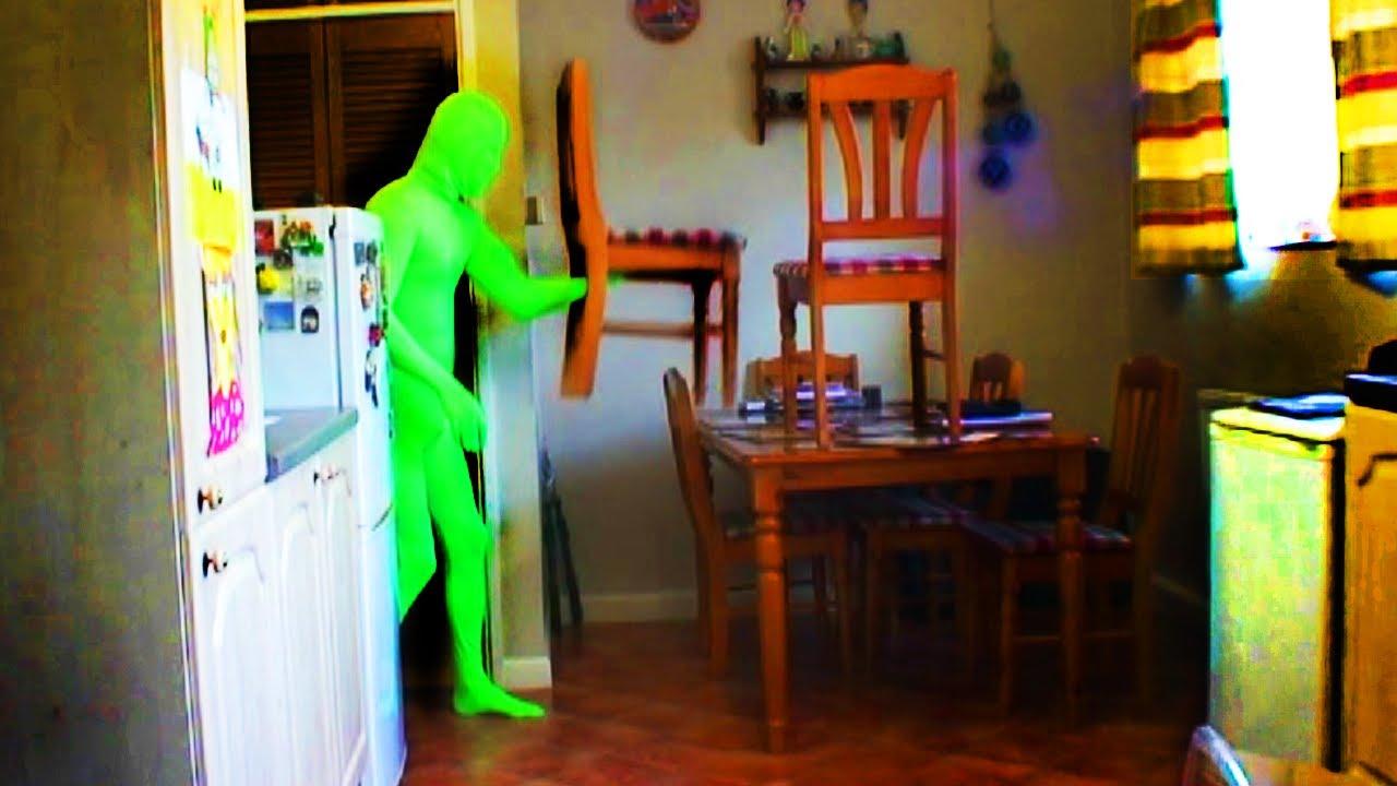 paranormal poltergeist