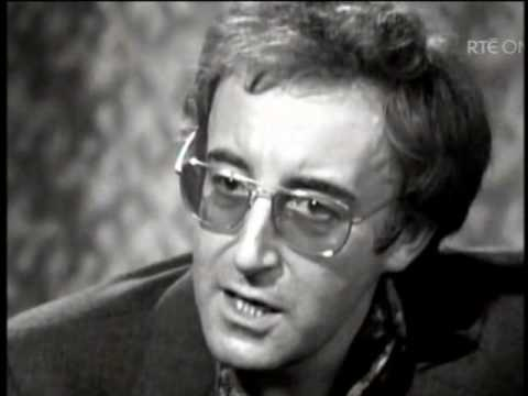 Peter Sellers on the Late Late Show