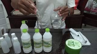 Video ini adalah tentang cara membuat hand sanitizer sederhana dengan bahan yang mudah di dapat pasaran. kelangkaan material pabrikan pa...