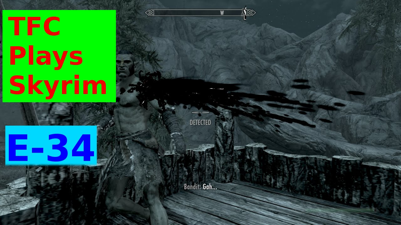 how to find quicksilver mine in skyrim