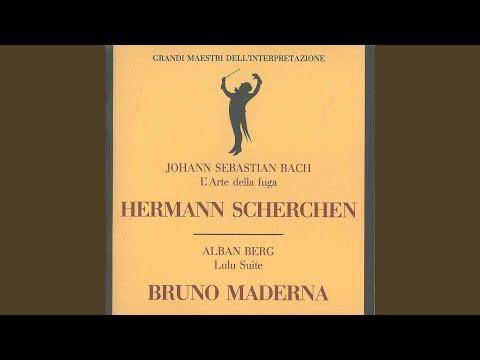 Die Kunst Der Fuge, BWV 1080 (Arr. For Harpsichord & Orchestra) : No. 5, Contrapunctus V A 4 (Live)