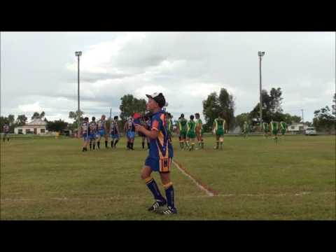 Drummond Cup- Central Highlands(Emerald Tigers) vs Central West