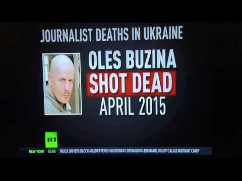 Bias CNN Silent As Journalists Killed And Burned By Nazis In Obama / Hillary Clinton's New Ukraine