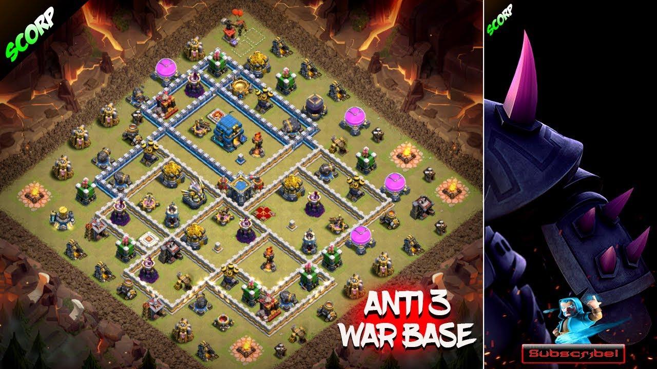 Base War Th 12 Top Global 7