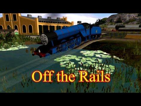 Rails of the North Western Railway - Gordon the Big Engine - Off the Rails thumbnail