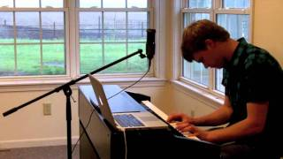 chris august 7 x 70 piano and vocal cover with lyrics