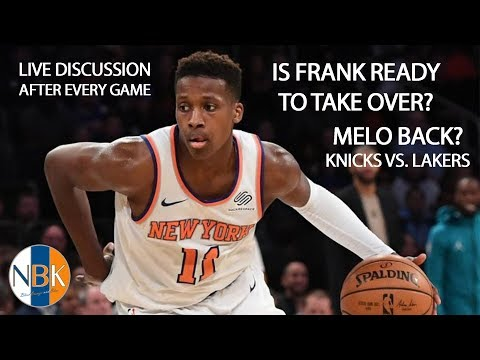 New York Knicks Live Postgame Discussion