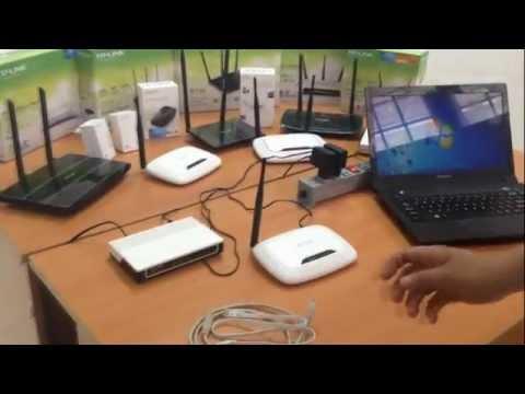 Hướng dẫn cấu hình Router WiFi TP-LINK