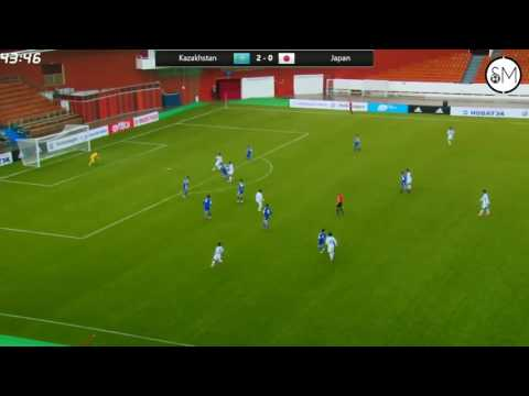 Japan U18 - The Youth PHENOMENON [part 2] - passing and control - TACTICAL ANALYSIS