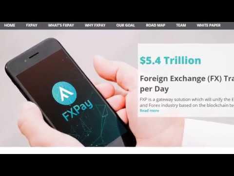 FxPay - решение проблем валютного рынка