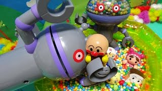 アンパンマン だだんだん おもちゃ ボールプール ビーズ♡アンパンおねえさん♡ thumbnail