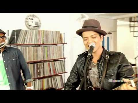 Bruno Mars - 'Just The Way You Are' Acoustic Version