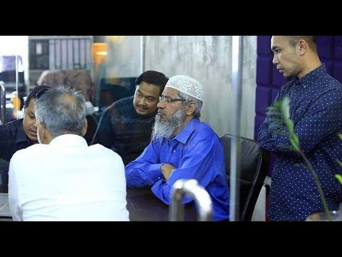 Malaysian government deporting Dr Zakir Naik  (latest  updates)