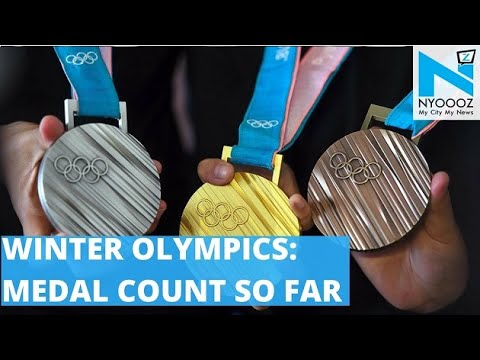 PyeongChang Olympics Medal Count: Germany Leads, Norway Close Second | Winter Olympics | NYOOOZ TV