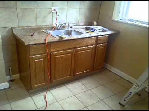 ALs MaintenanceComplete Kitchen Remodel YouTube - Al's kitchen cabinets