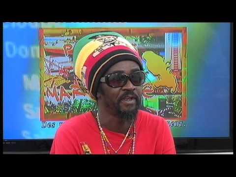 Jah Remz Promotion de l'album REALITY et ausii l'explication de RASTA LIVITY ZOUK TV FORT DE FRANCE