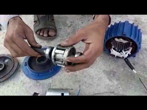Low rpm magnets generator aik dost bnaya hi