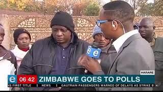 Funniest Live TV fail in South Africa / ENCA