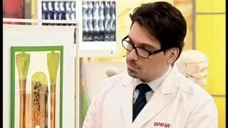видео Скользящая грыжа пищеводного отверстия диафрагмы: лечение и симптомы