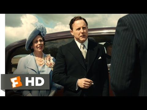 Hyde Park on Hudson (3/10) Movie CLIP - I Want to Meet an American (2012) HD