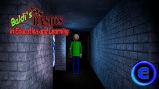 BALDI'S BACK AGAIN!! - Baldi's Basics In Education and Learning (Unreal Engine 4 Edition)