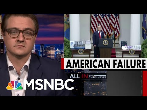 Chris Hayes: Trump's