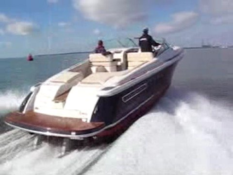 Chris-Craft 33 Corsair from Motor Boat & Yachting
