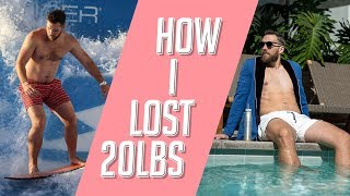 5 Healthy Choices That Cut 100s of Calories    How I Lost 20lbs    Gent's Lounge 2019