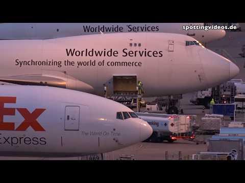 Planespotting CGN - Cologne Bonn Airport - 2018-01-07
