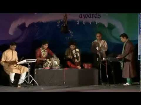 Anuraaj band at the Samudra Manthan Shipping Awards