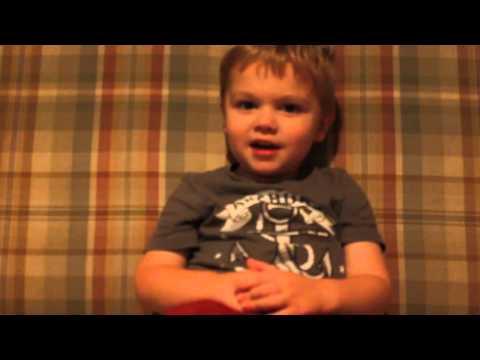 Severe Childhood Apraxia of Speech 3 yr 9 mo