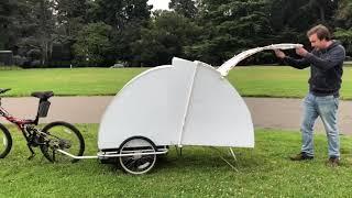 Nomadic Camper Prototype 3 at Berkeley