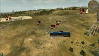 Empire Total War Multiplayer Battle: Ottoman Empire vs. Sweden