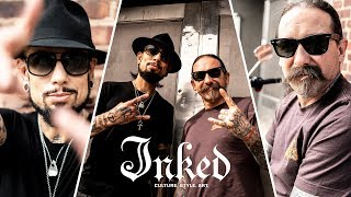 Dave Navarro Talks to Oliver Peck About his Struggles with Mental Health | INKED