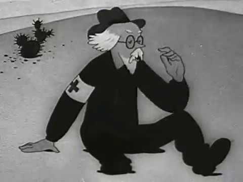 Корней Чуковский. Доктор Айболит. Лимпопо. 1939 год. Мультфильм.