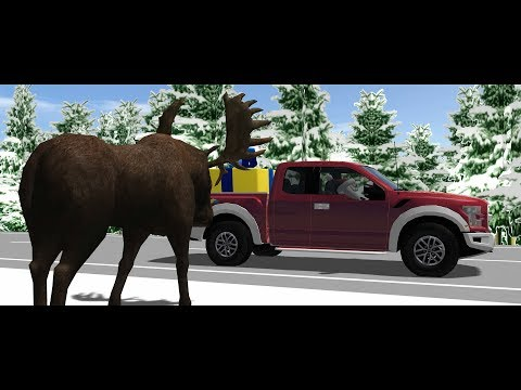 CarMaker Christmas Story 2017 (Part 1)