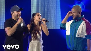 TINI, Cali Y El Dandee - Por Que Te Vas (Live - Quiero Volve...