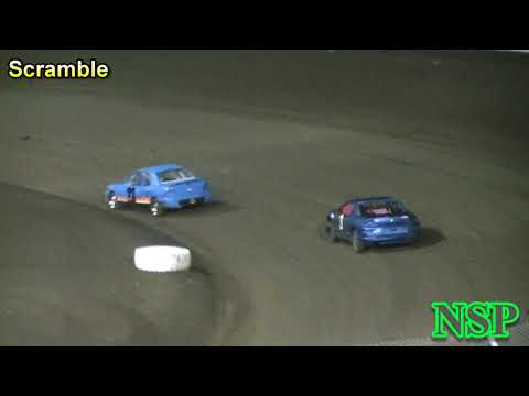 September 30, 2017 Outlaws Tuners Scramble Grays Harbor Raceway