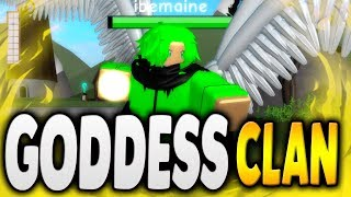 New Goddess Race Showcase | Deadly Sins Online in Roblox | iBeMaine