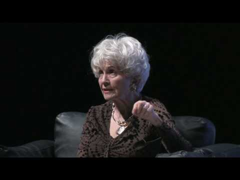 Alice Munro, author of Too Much Happiness