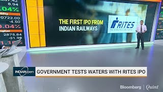 RITES IPO Opens: Here's All You Need To Know
