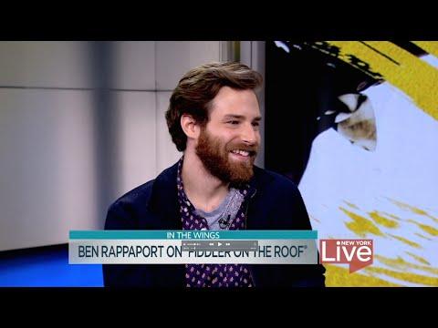 Ben Rappaport on