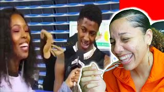 NBA Youngboy FUNNY MOMENTS (BEST COMPILATION) Reaction
