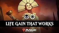 MYTHIC UNDEFEATED Black/White Bolas's Citadel Lifegain Deck