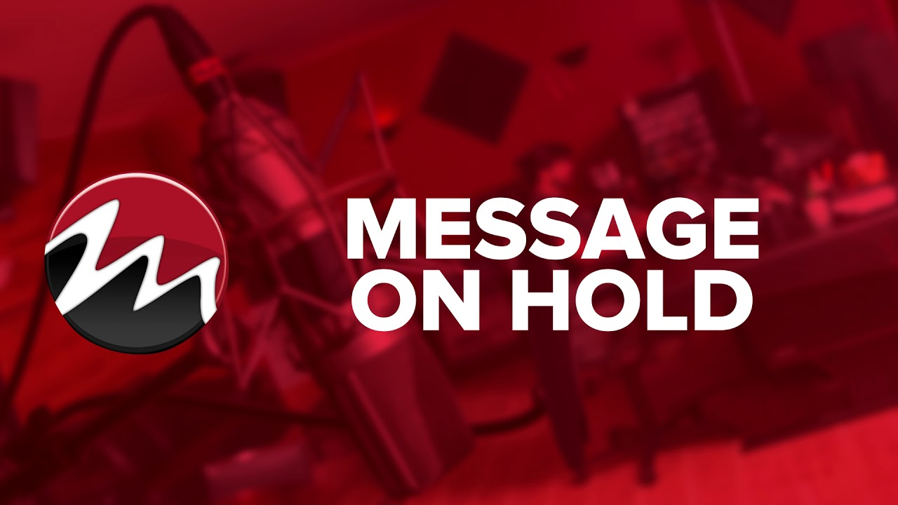 Metro Studios - Audio Samples Message On Hold