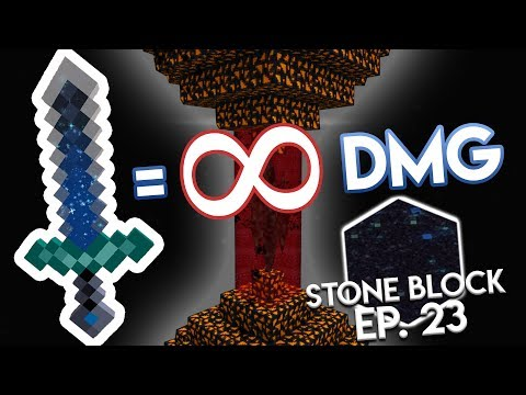 CEL MAI PUTERNIC DRAGON !!! - Stone Block - ep23 | Minecraft Modat