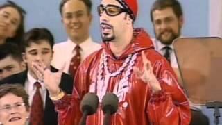 Ali G   Harvard Commencement Speech